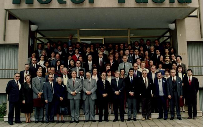 25ª Reunião Porto 1990