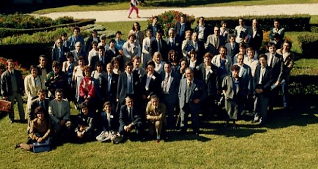 21ª Reunião M.E. Porto 1986