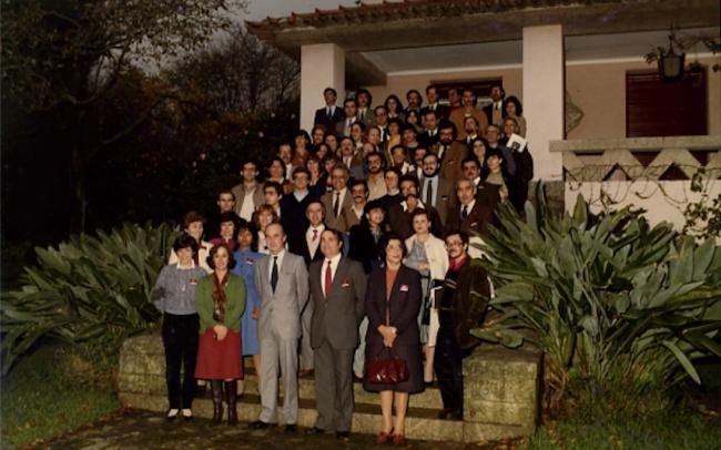 28ª Reunião Fundação António de Almeida Porto 1983